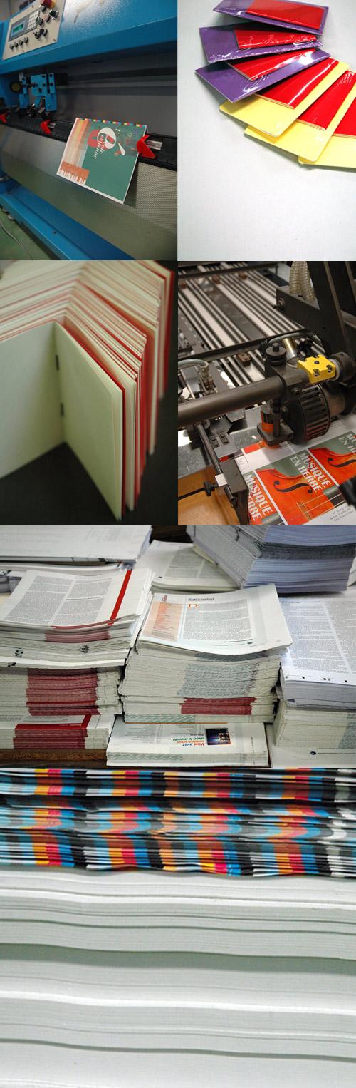 bac pro fa u00e7onnage routage des produits imprim u00e9s